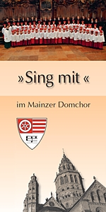 Flyer-MainzerDomchor
